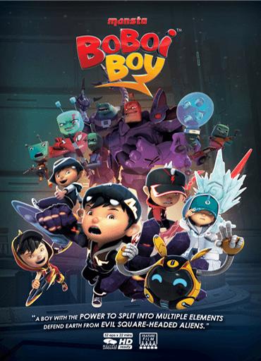 Boboiboy The Official Website